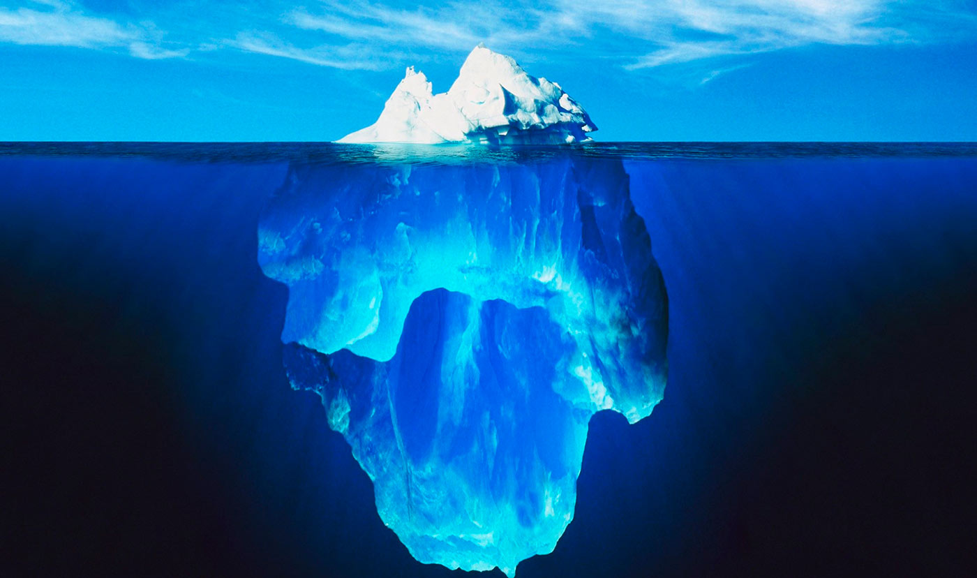 iceberg-effect